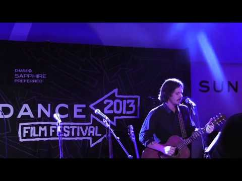 John Paul White - Muscle Shoals Premiere - Sundance 2013