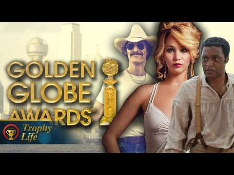 Golden Globe Awards 2014 Nominations -Full Details!
