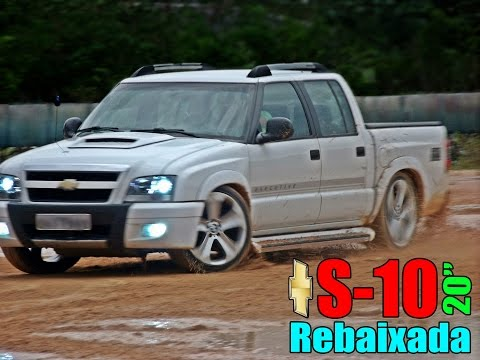 S10 Executive Rebaixada | Aro 20
