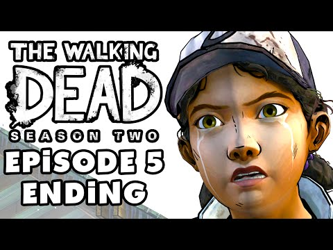The Walking Dead: Season 2 - Episode 5: No Turning Back - Gameplay Walkthrough Part 4 - ENDING!