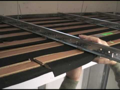 Woodworks Linear Installation Youtube