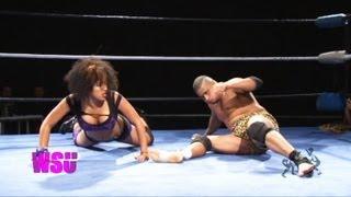Beyond Wrestling [Free Match] Jaka Vs. Marti Belle (No