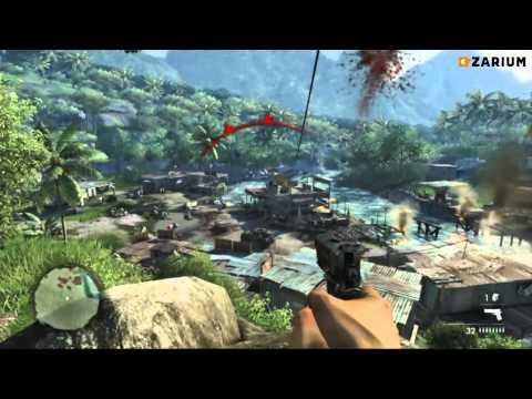Видеопревью игры Far Cry 3. Что такое безумство?