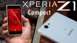 Xperia Z1 Compact Prueba De Cámara