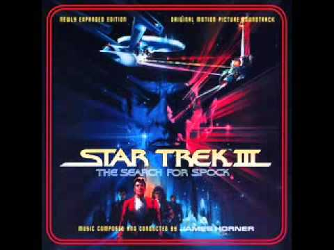 Star Trek III: The Search for Spock - Mind Meld Trailer and iPhone 4 and iPhone 5 Case