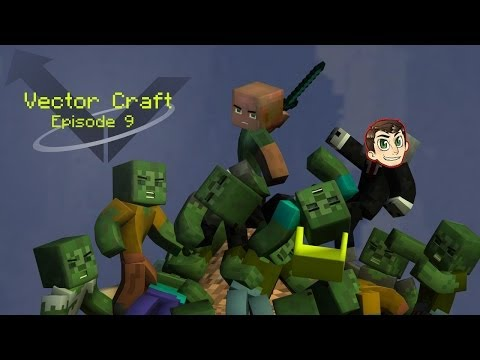 Minecraft - Server - Vector - Episode 9, Cheaty, Cheaty, Sapling Duplication