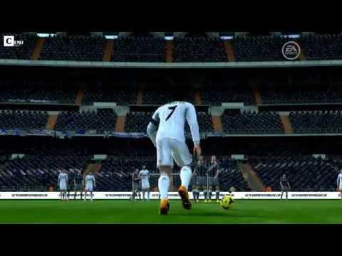 Phong Cách Sút phạt Q - D Thần Thánh của Ronaldo [ Fifa Online 3 ]