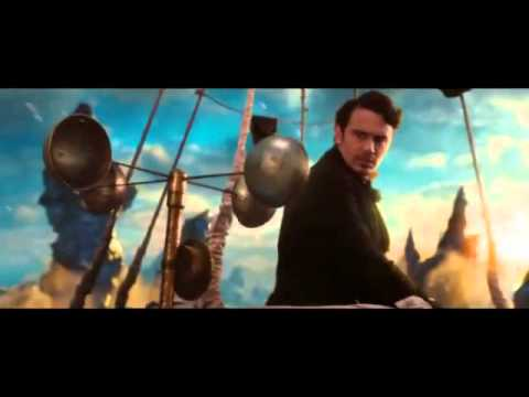 Oz the Great and Powerful 2013 Trailer dardarkom
