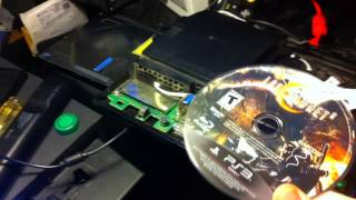 PS3 Repair Tip Won't Spin Disc, Won't Read Disc