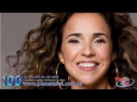 Daniela Mercury - O canto da cidade (As 100 Mais em 100 Anos 1992-3ª) HD