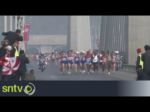 North Korean marathon open to foreign amateurs for first time