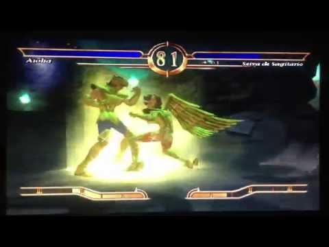 Os Cavaleiros do Zodiaco a Saga do Santuario Rodando perfeito no PCSX2 Perfeito