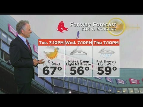 WBZ Morning Forecast For May 21