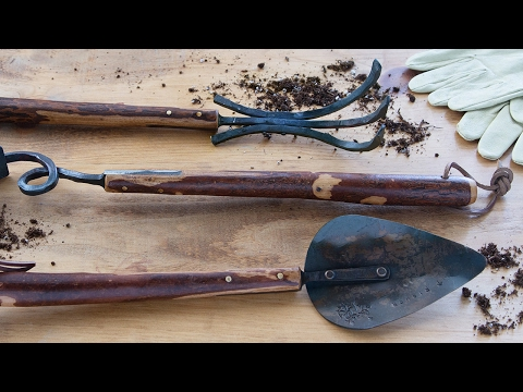 Fisher Blacksmithing - Handmade Garden Tools