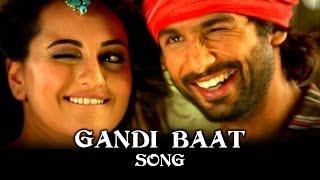 Gandi Baat Song Ft. Shahid Kapoor, Prabhu Dheva & Sonakshi