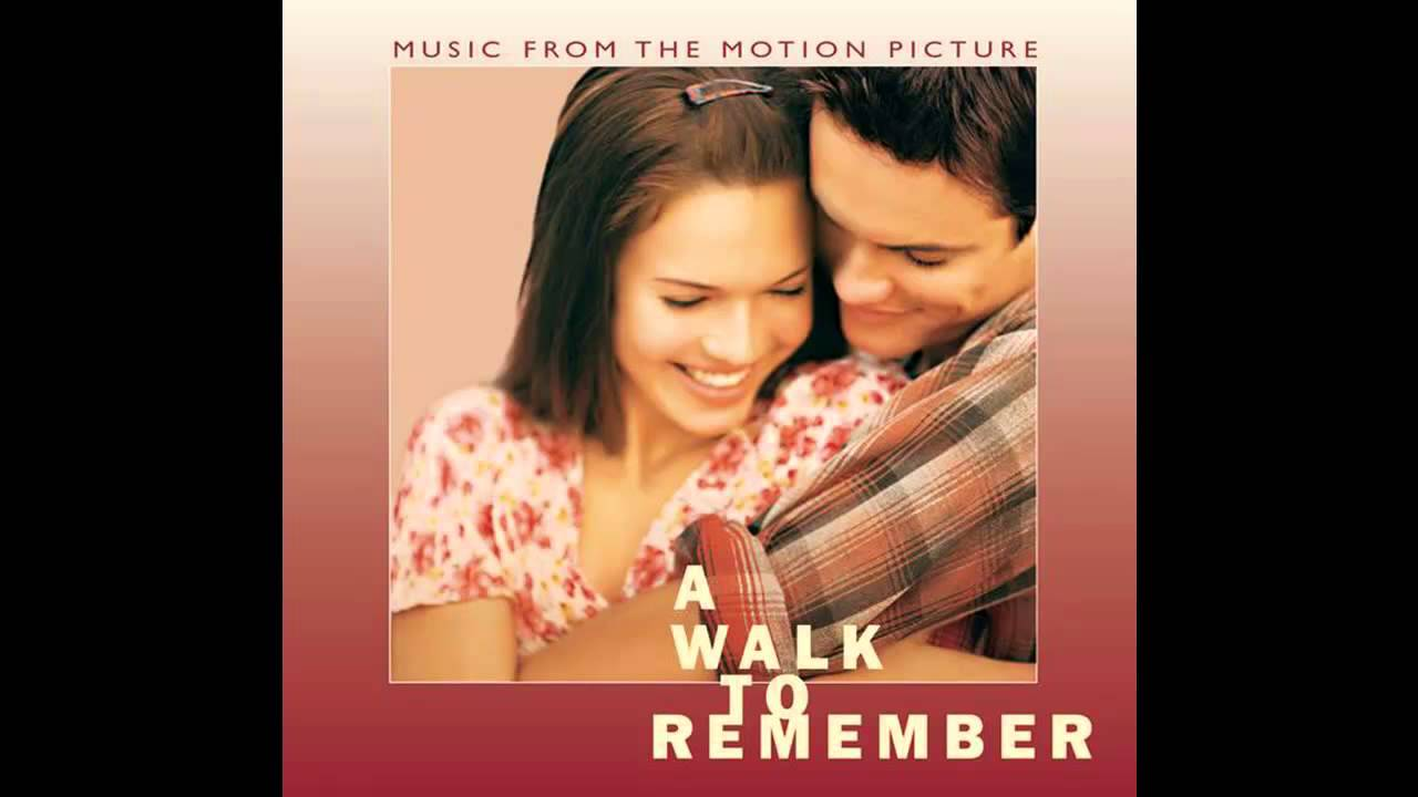 Walk to remember full soundtrack youtube