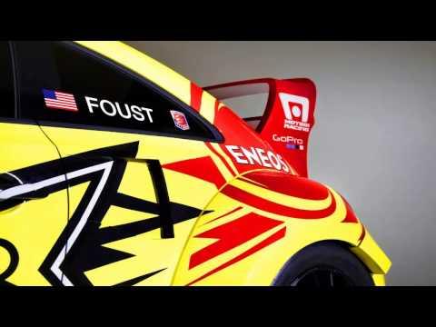 Volkswagen Beetle GRC Rallycross 2014 4x4 2 0 TSI Turbo 560 cv