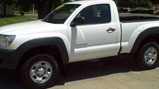 2008 Toyota Tacoma Regular Cab videos