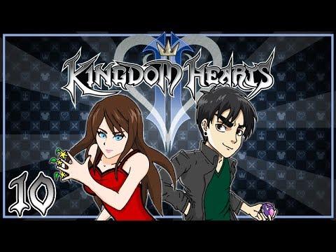 Kingdom Hearts 2 - Preteen Girls Anthem: Reflection - Part 10 (MorganWant w/ NateWantsToBattle)