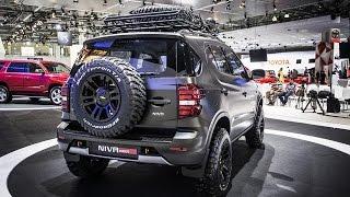 НОВАЯ НИВА 2017.  Lada 4x4 2017 Влас Прудов TazTeam