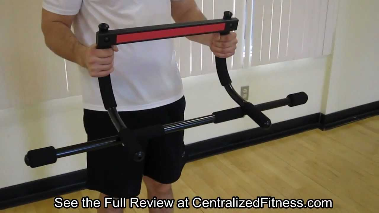 Creative Fitness Door Gym Pull Up Bar Real Review Youtube