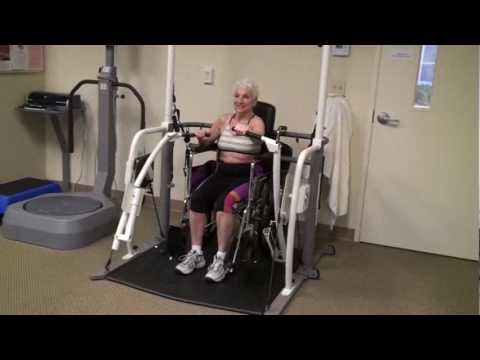 Fitness Arch: Wheelchair—Cardio/General Strength