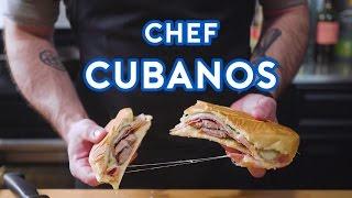 Binging with Babish: Cubanos from Chef