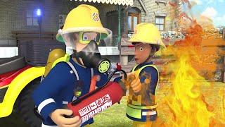 Požárník Sam - Hasiči v akci
