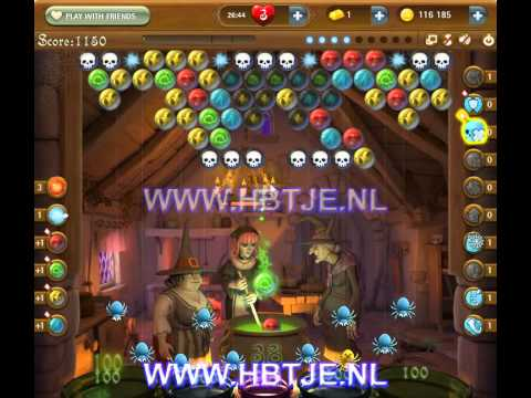 Bubble Witch Saga level 172
