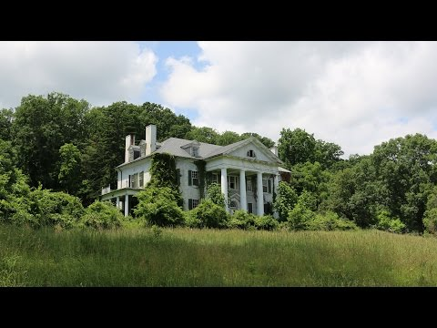 ABANDONED VIRGINIA: Selma Plantation Mansion