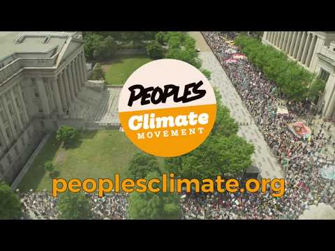People's Climate Movement 2018