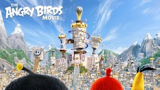 Angry Birds Movie - filmový trailer