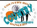 OPEN HEART COWBOY Line Dance (Demo & Teach in French)