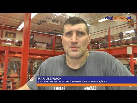Mariusz Wach: Może posparujemy ze Szpilką w USA