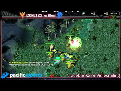 DotAHL 219 - [GEST August Finals G3] iZONE125 vs iDeal