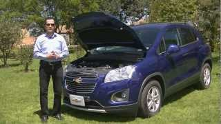 Chevrolet Tracker Video Oficial GM Colmotores