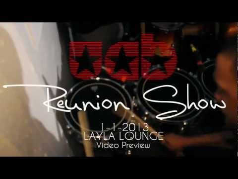 UCB Reunion Live @ Layla Lounge 1-1-13 OFFICIAL VIDEO @WBVMG PREVIEW