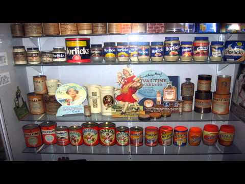 Museum of brands, packaging and advertising Notting Hill London