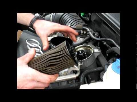 Do You Have A Top Mounted Filter Engine Oil Filters