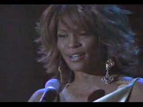 Whitney houston 2003 Try it on my own