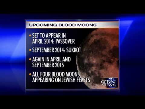 Divine Sign for Israel? Hagee Explains Blood Moons