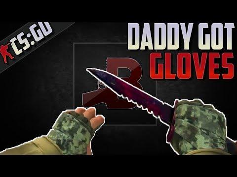 Daddy Got Gloves - CS:GO
