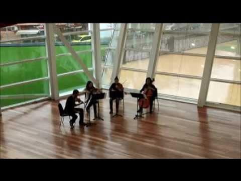 Viva la vida, Coldplay. Cuarteto Cervantes