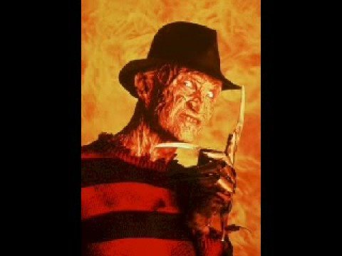 freddy krueger theme song youtube