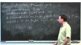 Worldwide Calculus: Extrema and the Mean Value Theorem