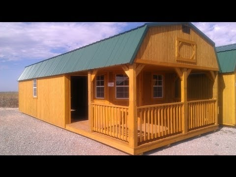 Home depot pre built cabins joy studio design gallery for Pre built barn homes