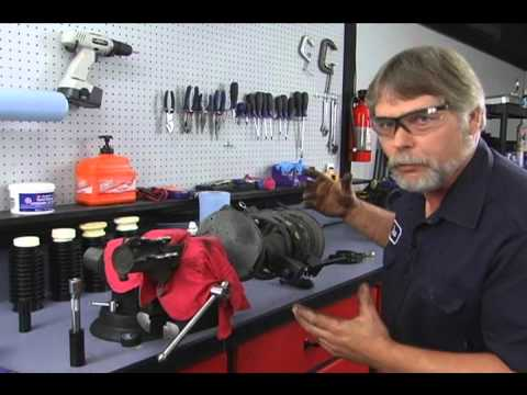 How to Assemble A New Strut - AutoZone Car Care