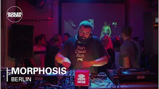 Watch Morphosis Live at Boiler Room Berlin (Video)