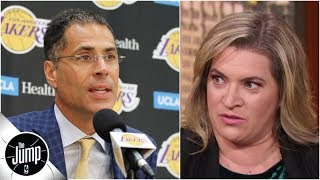 Inside the Lakers' coaching search: Ty Lue good for LeBron? New candidates coming?   The Jump
