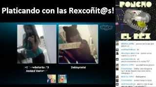 Livestream #55 - Platicando con las Rexcoñit@s